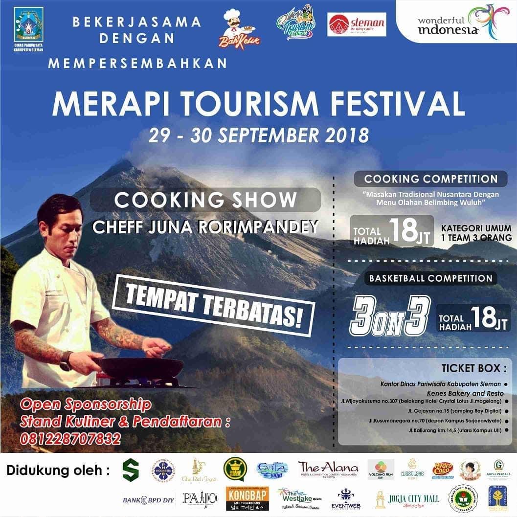 Merapi Tourism Festival 2018