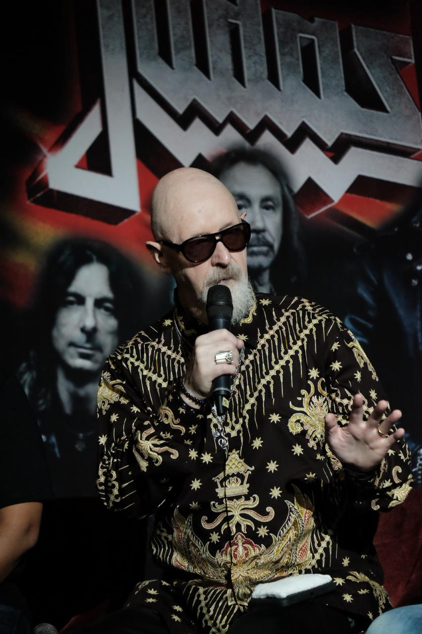 Judas Priest Perdana Tampil di Indonesia