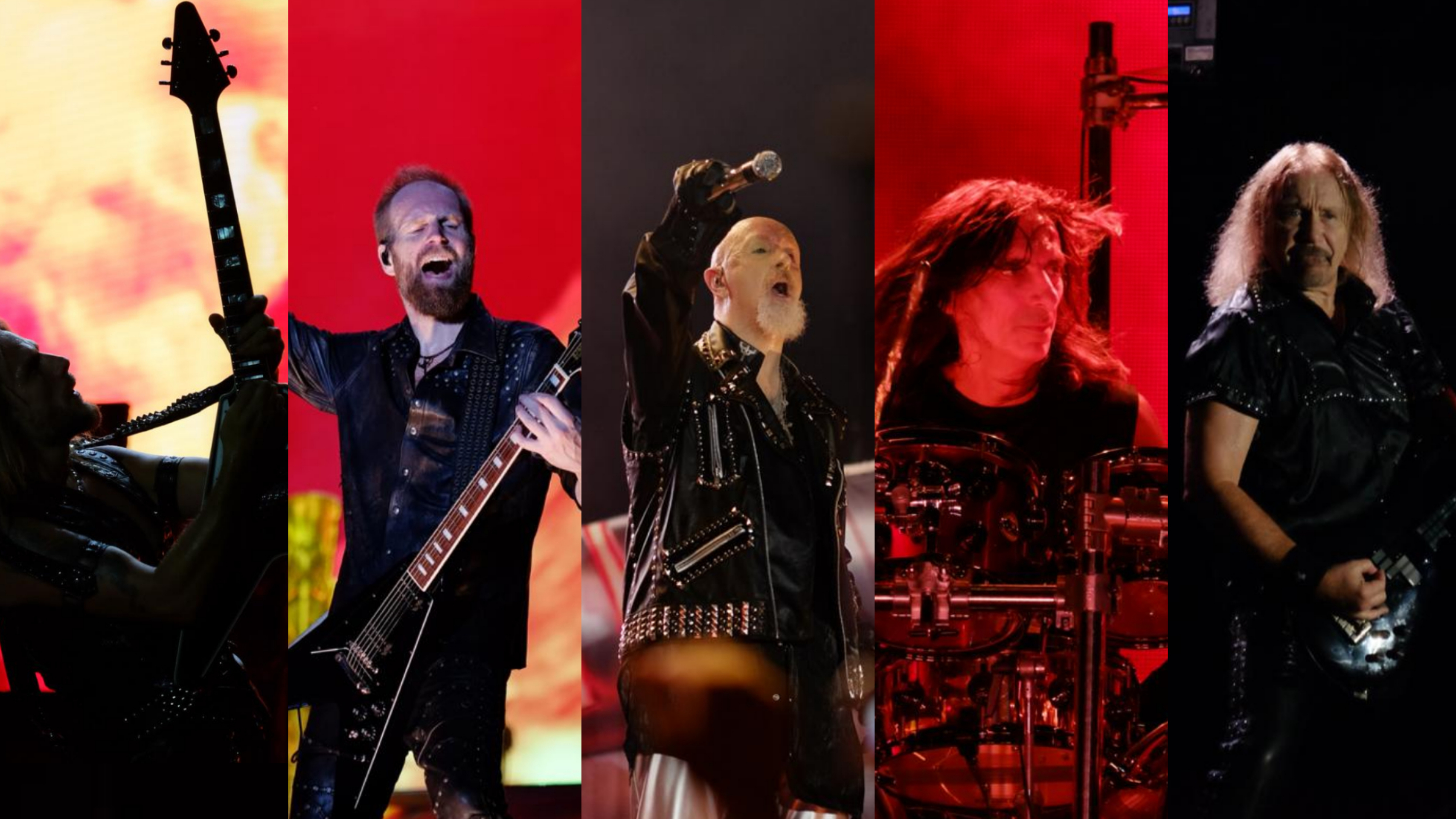 Rangkaian Tour Dunia Judas Priest Live in Concert berakhir di Indonesia