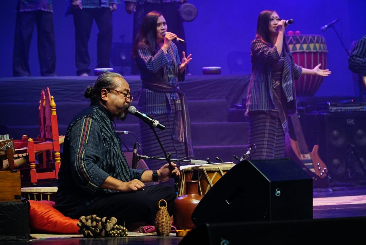 Kuaetnika Persembahkan Konser 'Sesaji Nagari'