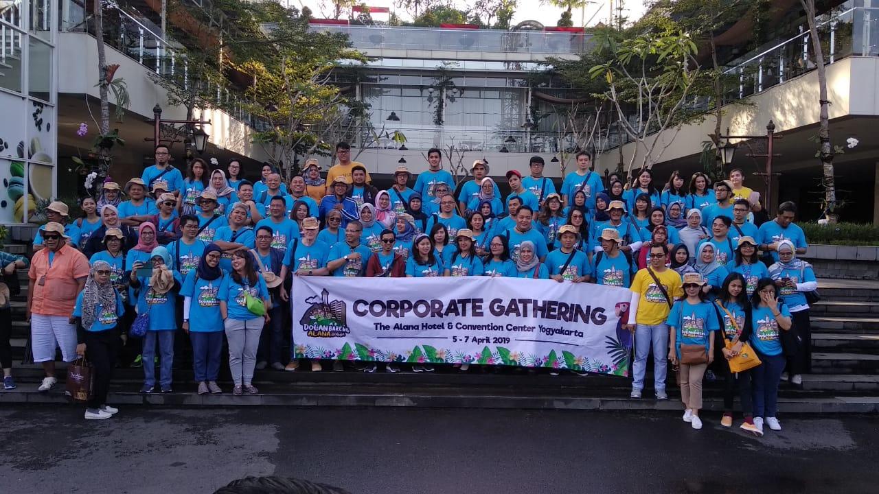 Dolan Bareng Alana Yogyakarta undang Perusahaan dan Media bersilaturahmi