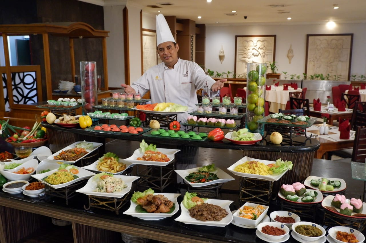 Ramadhan Buffet Dinner di Grand Inna Malioboro