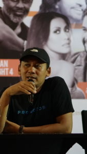 Creative Director & Co Founder Prambanan Jazz Festival –  Bakkar Wibowo