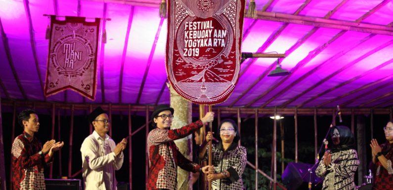 Festival Kebudayaan Yogyakarta (FKY) 2019 Resmi Ditutup