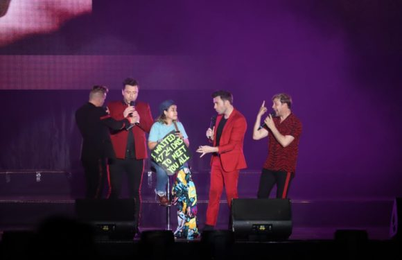 Kuil Sam Poo Kong jadi Destinasi Terakhir WESTLIFE The Twenty Tour di Indonesia