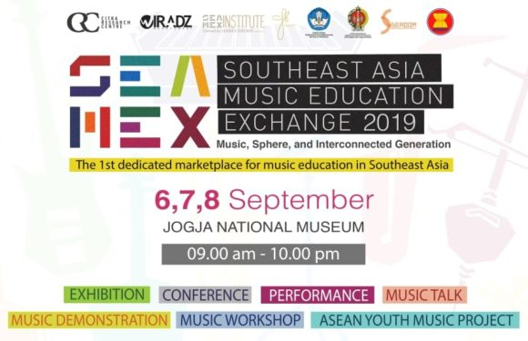SEAMEX (SouthEast Asia Music Education Exchange) 2019 Digelar di Indonesia