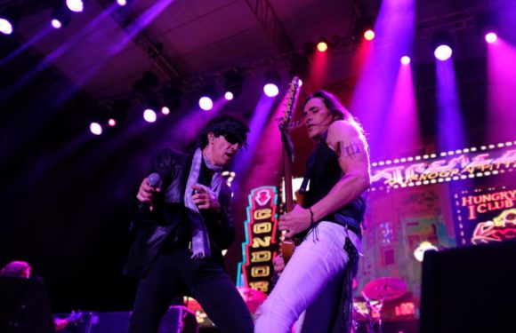 Extreme dan Power Trip Sukses Hangatkan JogjaROCKarta Festival 2019