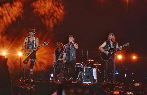 Scorpions dan Whitesnake puaskan 17.500 penonton JogjaROCKarta Festival #4 2020
