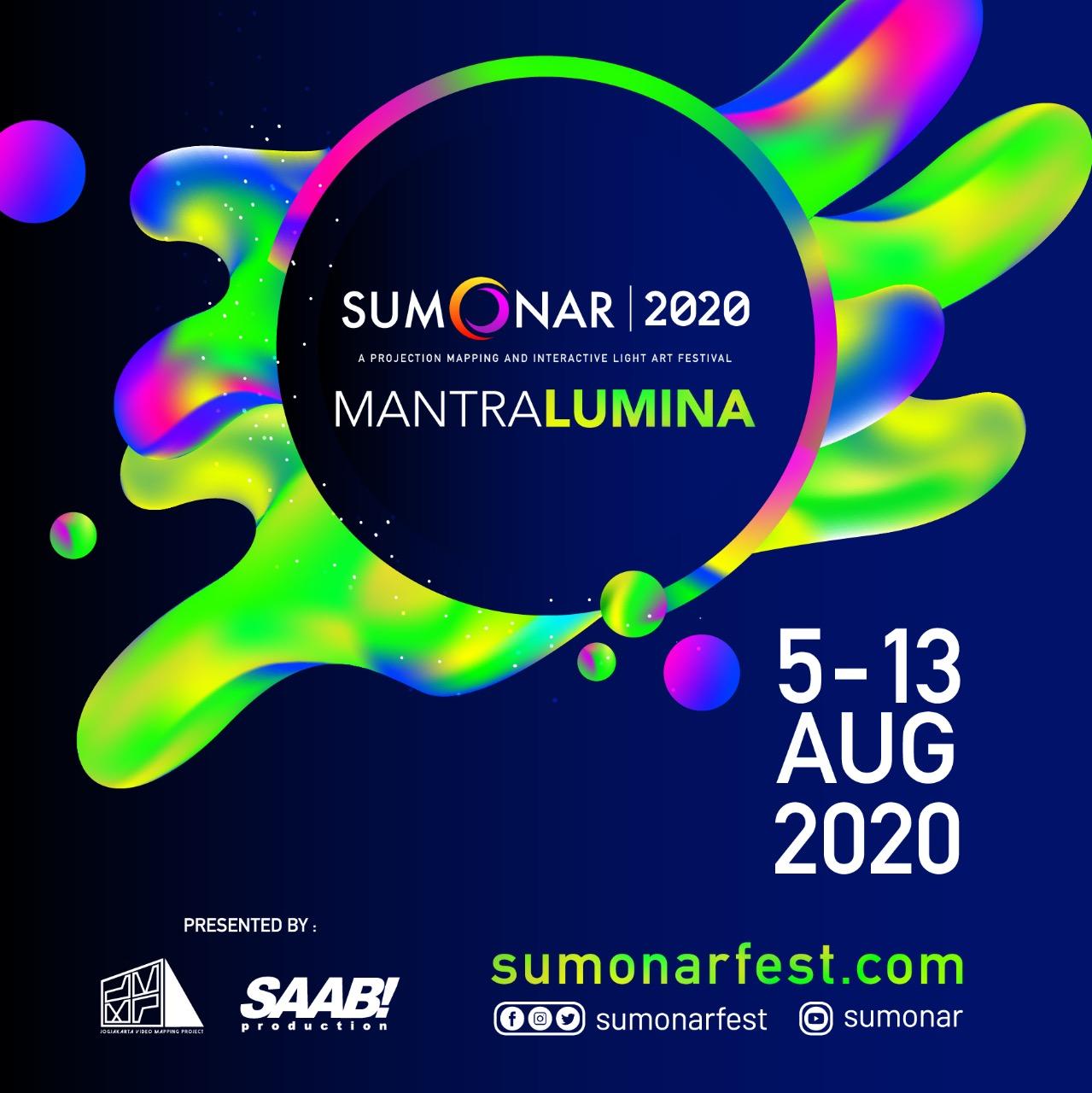 SUMONAR 2020 : Mantra Lumina, Harapan Terbaik Melalui Cahaya