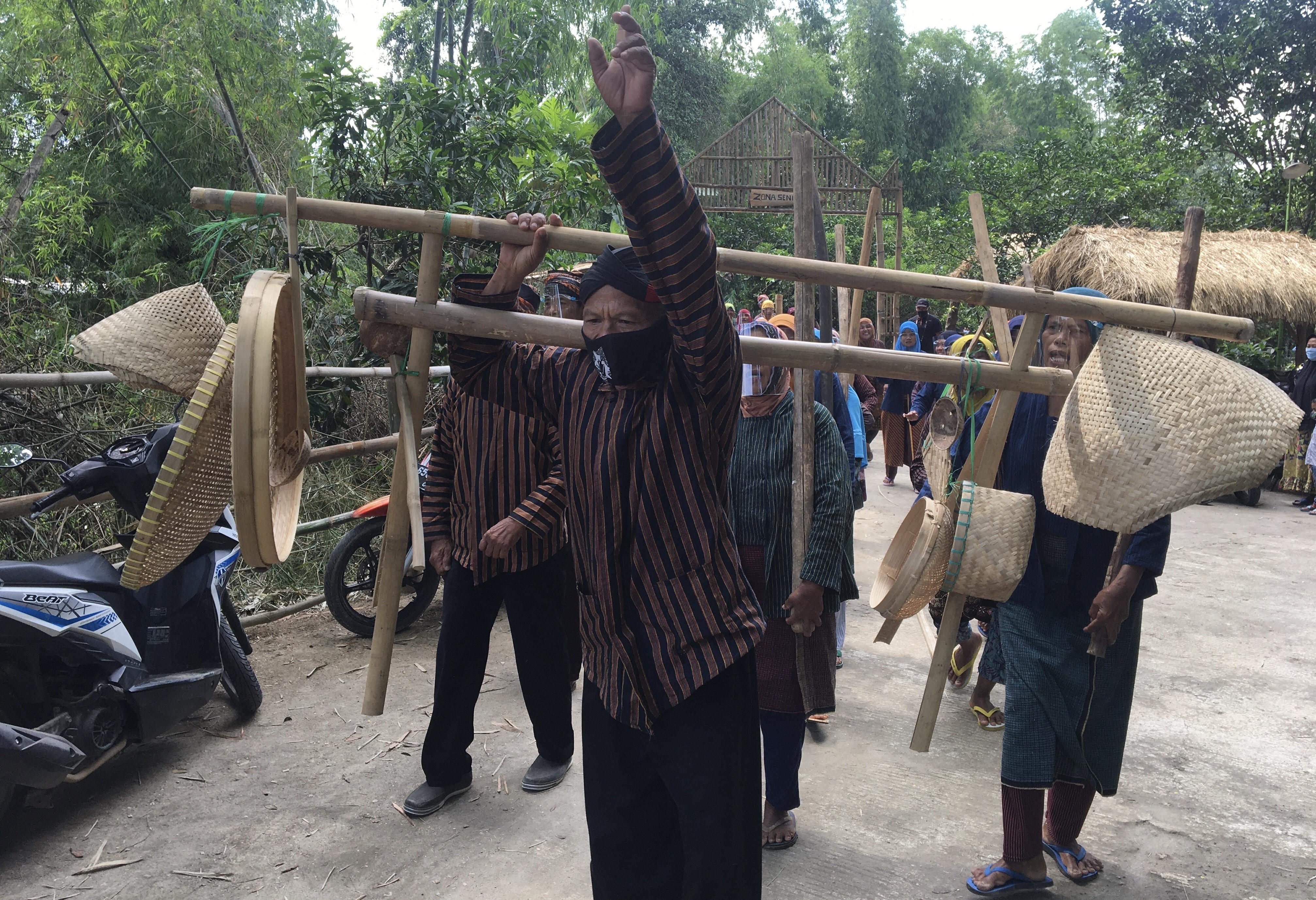 Pasar Budaya : Sisi Lain Situs Manusia Purba Sangiran